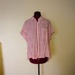 FOREVER 21 Contemporary Size XS Shirt Button Up